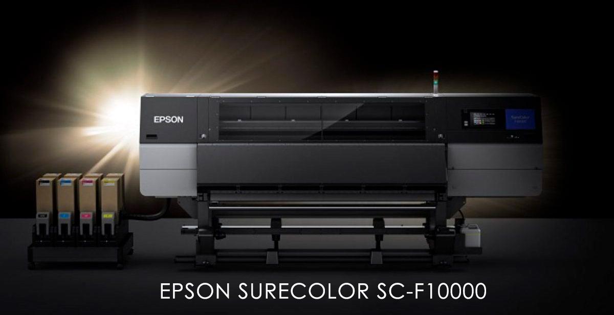 Epson apresenta a SureColor SC-F10000 uma nova solução para o setor da indústria têxtil