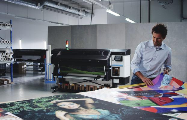 Tintas HP Látex: como ser sustentável a imprimir em grandes formatos